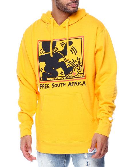 Diamond Supply Co - DMND X KEITH HARING SOUTH AFRICA HOODIE