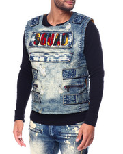 Vests - Squad Denim  -2444808