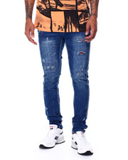 Jeans & Pants - Ripped Jean with Patch Detail-2445564