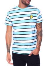 Buyers Picks - Stripe Tee w Banana Embroidery-2446357