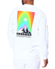LRG - SPECTRUM MOUNTAIN LS TEE-2446446