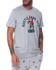 Hustle Gang - fight bear ss tee-2446780
