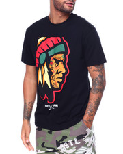 Hustle Gang - up close ink ss tee-2446856