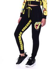 Women - SpongeBob Laughaholic Jogger Pant-2448210