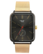 Jewelry & Watches - Mesh Metal Band Watch-2446071
