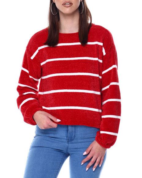 Fashion Lab - Stripe Oversize Sweater