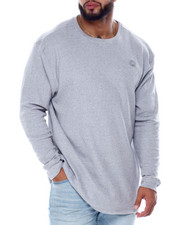 Akademiks - Thermal Crewneck (B&T)-2448840