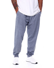 Sweatpants - Basic Solid French Terry Joggers (B&T)-2448862