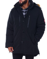 Heavy Coats - Heavy Parka Jacket (B&T)-2448897
