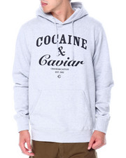 Crooks & Castles - COCAINE and CAVIAR PULL OVER HOODY-2447783