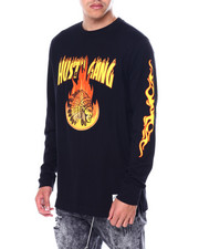 Hustle Gang - That Fire Ls Tee-2447458