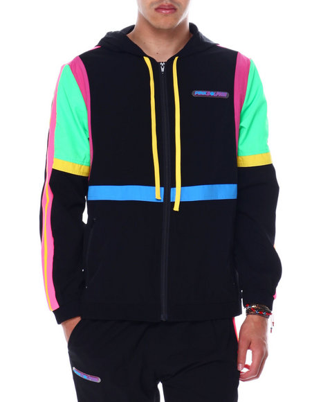 Pink Dolphin - HOLLYWAVE WINDBREAKER