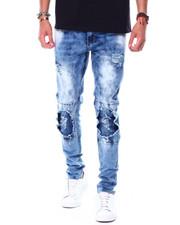 Buyers Picks - Rip and Repair Doble Layer Knee Jean-2449310