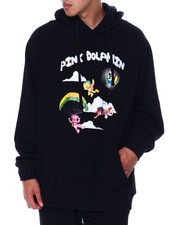 Pink Dolphin - FREE DIVE HOODIE-2448471