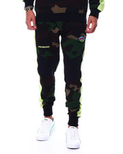 Pink Dolphin - OG CAMO SWEATPANT-2448548