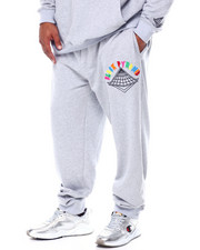 Big & Tall Faves - Colors Drip Logo Jogger (B&T)-2447567