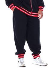 Akademiks - Flat Knit Trimmed Sweatpant (B&T)-2447128