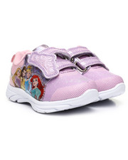 Toddler & Infant (0-4 yrs) - Princess Light-Up Sneakers (6-12)-2447428