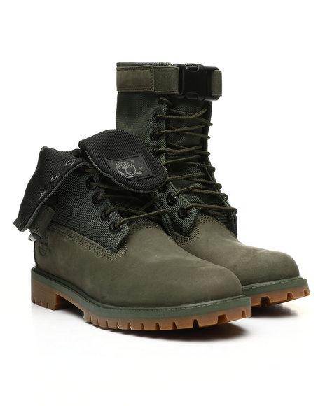Timberland - 6-Inch Premium Grape Leaf Gaiter Boots (4-7)