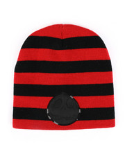 Hats - Nightmare Before Christmas Stripe Beanie-2448316