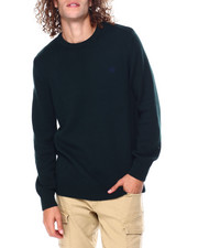 Chaps - CREWNECK LONG SLEEVE Cotton SWEATER-2450141