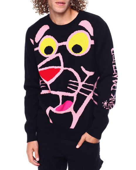 Hudson NYC - Smiling Panther Sweater