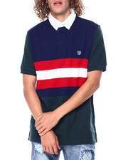 Chaps - Multi Stripe SS Polo-2450087