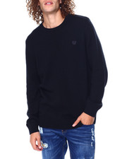 Chaps - CREWNECK LONG SLEEVE Cotton SWEATER-2450135