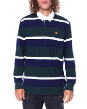 Chaps - LS STRIPE RUGBY-2450254