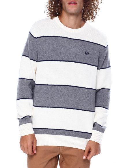 Chaps - Stripe Crewneck Sweater
