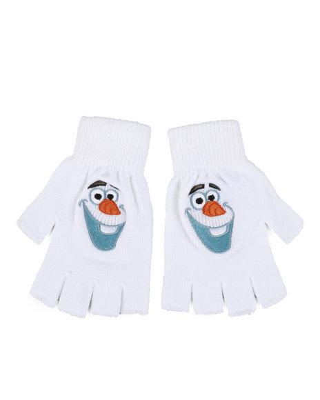 Arcade Styles - Frozen 2 Olaf Fingerless Gloves
