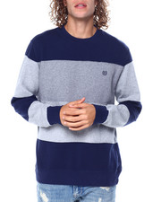 Chaps - Colorblock Crewneck Sweatshirt-2450229