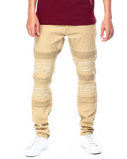 Pants - Ripped Moto Twill Pant-2449653