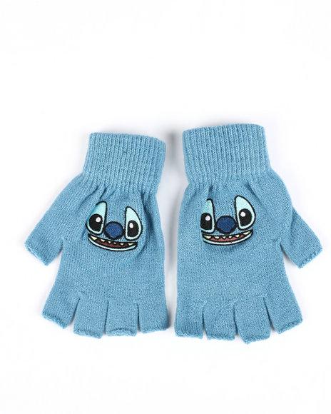Fashion Lab - Stitch Fingerless Gloves