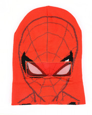 Hats - Spiderman Cuff Mask Beanie-2448311