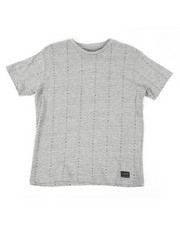 Phat Farm - Printed Stripe Crew Tee (8-20)-2443214