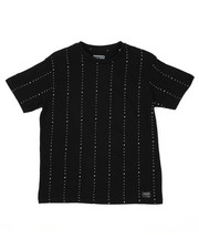 Phat Farm - Printed Stripe Crew Tee (8-20)-2443231