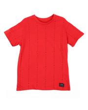 Phat Farm - Printed Stripe Crew Tee (4-7)-2443221