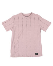 Phat Farm - Printed Stripe Crew Tee (8-20)-2443746