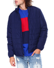 Mens-Winter - Quilted Packable Jacket-2449949