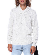 Sweatshirts & Sweaters - Donegal Shawl Sweater-2448984