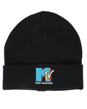 Fashion Lab - MTV Cuff Beanie-2448314