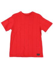 Phat Farm - Printed Stripe Crew Tee (8-20)-2443751