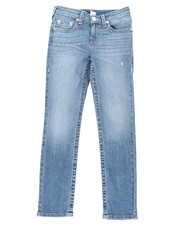 Boys - Rocco Single End Jeans (8-20)-2449041
