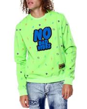 Sweatshirts & Sweaters - No Bad Vibes Crewneck sweatshirt-2449397