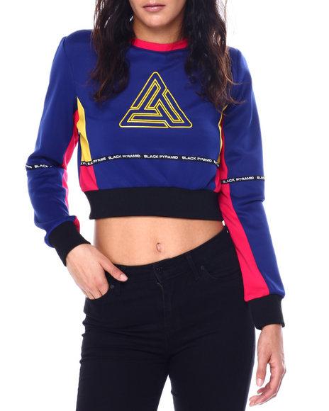 Black Pyramid - Blk Pmd Block Crew