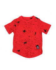 Tops - All Over Printed Crew Neck Tee (2T-4T)-2444691