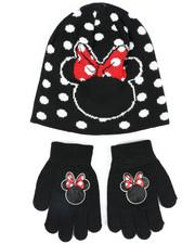 Winter Accessories - Minnie Beanie & Gloves Set-2448251