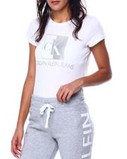 Calvin Klein - S/S Crew Boxed Monogram Logo Tee-2448014
