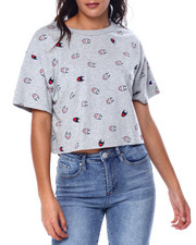 Champion - Heritage Cropped Tee-All Over Print-2449730